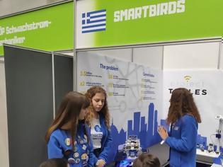 Φωτογραφία για Ολυμπιάδα Εκπαιδευτικής Ρομποτικής: Κατέκτησαν αργυρά μετάλλια οι Έλληνες μαθητές