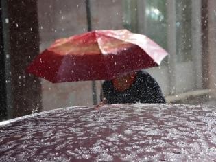Φωτογραφία για Καλλιάνος: Σφοδρές καταιγίδες, χαλάζι και λασποβροχή. Πιθανά πλημμυρικά φαινόμενα