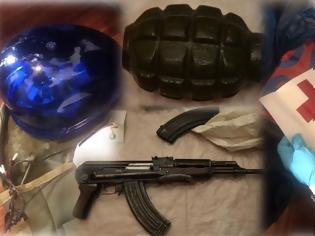 Φωτογραφία για Επαναστατική Αυτοάμυνα: Θα γάζωναν αστυνομικούς μετά από έκρηξη – Πως θα γινόταν το χτύπημα