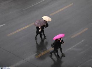 """Φωτογραφία για Καιρός: Έτσι θα """"χτυπήσει"""" η καταιγίδα """"Βικτώρια""""! Φέρνει βροχές και καταιγίδες – video"""
