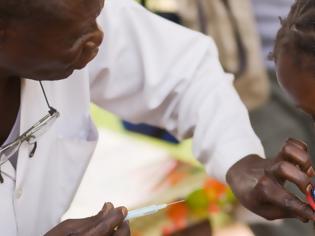 Φωτογραφία για Unicef: Κάθε 39 δευτερόλεπτα ένα παιδί, κάτω των 5 ετών χάνει τη ζωή του από πνευμονία