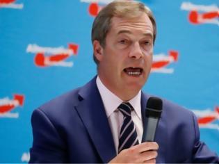 Φωτογραφία για Brexit: Ο Φάρατζ δεν θα διεκδικήσει τις 317 έδρες των Συντηρητικών
