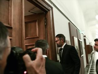 Φωτογραφία για Βουλή-προανακριτική: Καταθέτει ο Κωνσταντίνος Φρουζής
