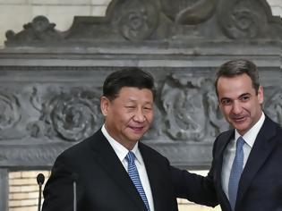 Φωτογραφία για Διεθνή ΜΜΕ για την επίσκεψη του Σι Τζινπίνγκ: Με δώρα ο Κινέζος πρόεδρος στην Ελλάδα
