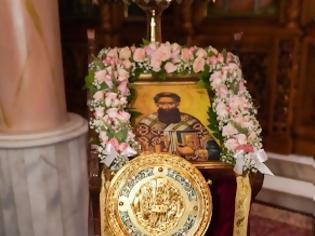 Φωτογραφία για Αγρυπνία για την εορτή του Αγίου Γρηγορίου του Παλαμά και της Αγίας Οικογενείας αυτού στην Παναγία Δοβρά