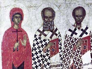 Φωτογραφία για Άγιος Ιωάννης ο Χρυσόστομος και άλλοι άγιοι(Σε έμμετρο λόγο)