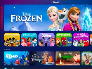 Φωτογραφία για Η Disney + συγκεντρώνει 10 εκατομμύρια συνδρομητές σε μια μέρα
