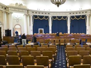 Φωτογραφία για Παραπομπή Τραμπ: Ξεκινούν οι πρώτες δημόσιες ακροάσεις μαρτύρων στη Βουλή των Αντιπροσώπων