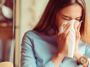 Φωτογραφία για Οι τύποι ιού γρίπης που έχουν απομονωθεί σε Ελλάδα και Ευρώπη - Τα συμπτώματα και το εμβόλιο