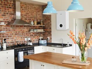 Φωτογραφία για Ζεστό σπίτι με αυτόνομη θέρμανση και φυσικό αέριο