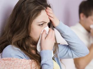 Φωτογραφία για Αναπνευστικές λοιμώξεις: Έτσι θα προφυλαχθείτε