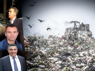 Φωτογραφία για ΚΩΣΤΑΣ ΤΡΙΑΝΤΑΚΩΝΣΤΑΝΤΗΣ περί ΧΥΤΑ ΠΑΛΑΙΡΟΥ: Δεν δικαιούστε τον όμορφο τόπο μας να τον μετατρέψετε σε χωματερή!!