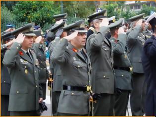 Φωτογραφία για Τοποθετήσεις-Μεταθέσεις και Χρόνος Διοίκησης ή Ειδικής Υπηρεσίας Στρατιωτικών (ΕΓΓΡΑΦΟ)