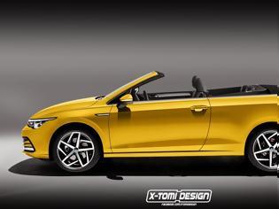 Φωτογραφία για VW Golf Cabriolet;