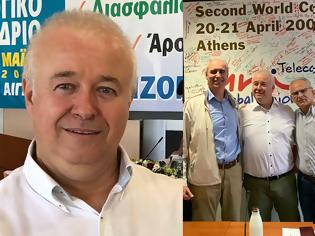 Φωτογραφία για Ο Αμφιλοχιώτης Δημήτρης Φούκας, νέος πρόεδρος της ΟΜΕ-ΟΤΕ