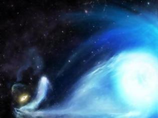 Φωτογραφία για Διάστημα: Μαύρη τρύπα εκτόξευσε αστέρι εκτός Milky Way με ταχύτητα 3,7 εκατ. μίλια την ώρα