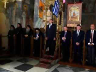 Φωτογραφία για 12755 - Στο Άγιο Όρος ο Πρόεδρος της Βουλγαρίας
