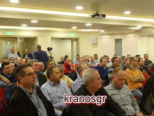 Φωτογραφία για Με επιτυχία διεξάγεται η ημερίδα της ΕΣΠΕ Λάρισας για τους ΕΜΘ