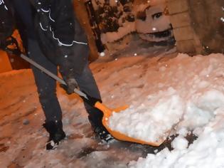 Φωτογραφία για Ισχυρές χιονοπτώσεις στη Γαλλία - Ένας νεκρός και 300.000 νοικοκυριά χωρίς ρεύμα