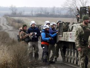 Φωτογραφία για Στο Παρίσι στις 9 Δεκεμβρίου η τετραμερής για τις εξελίξεις στην Ουκρανία