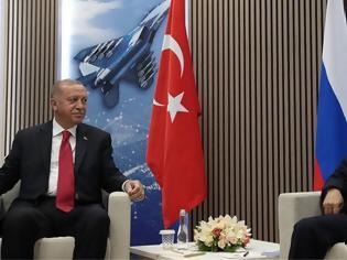 Φωτογραφία για Πούτιν: Προγραμματίζει επίσκεψη στην Τουρκία στις αρχές του 2020