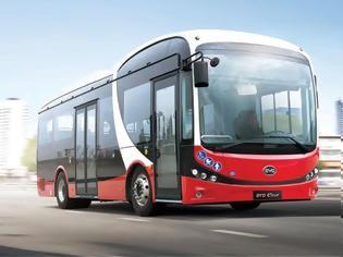 Φωτογραφία για Τρίκαλα: Έρχονται τα νέα ηλεκτρικά λεωφορεία