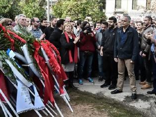 Φωτογραφία για ΣΥΡΙΖΑ: Η Εξέγερση του Πολυτεχνείου παραμένει επίκαιρη