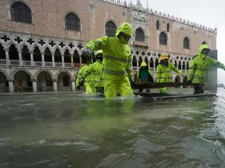 Φωτογραφία για Βενετία: Θα κηρυχθεί σε κατάσταση έκτακτης ανάγκης και φυσικής καταστροφής