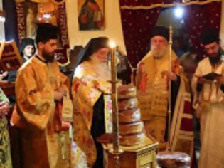 Φωτογραφία για 12760 - Η ανακομιδή των λειψάνων του Αγίου Γεωργίου στην Ιερά Καλύβη των Ιωασαφαίων στα Καυσοκαλύβια