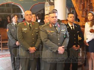 Φωτογραφία για Ο Δκτης της 9ης Ταξιαρχίας Παναγιώτης Καρατζάς στα Ελευθέρια Φλώρινας