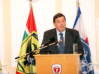 Φωτογραφία για Στρατηγός Φρ. Φράγκος: ''Οι ΕΠΟΠ να παραμένουν έως 5 έτη και μετά να γίνονται συνοριοφύλακες''