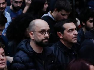 Φωτογραφία για ΝΔ για τον Αλέξη Τσίπρα: Τουρίστας και στις διαδηλώσεις, δεν πήγε μέχρι την αμερικανική πρεσβεία