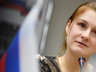 Φωτογραφία για Μαρία Μπούτινα: Aπό τη φυλακή στις ΗΠΑ στη ρωσική επιτροπή ανθρωπίνων δικαιωμάτων