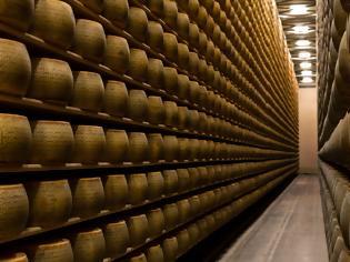 Φωτογραφία για Η γευστική κληρονομιά ενός μοναδικού ιταλικού τυριού