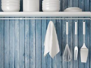 Φωτογραφία για Η πετσέτα της κουζίνας είναι πολύ πιο βρώμικη απ' ό,τι νομίζεις…
