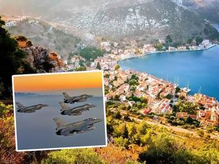 Φωτογραφία για «Σβήνουν» και πάλι το Καστελόριζο από τον χάρτη οι Τούρκοι