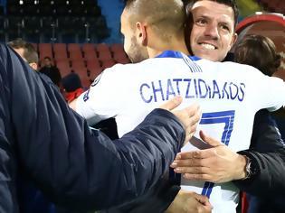 Φωτογραφία για Αποκάλυψη από Χατζηδιάκο για Εθνική και προπονητή: Αυτό μας είπε ο Φαν'τ Σιπ για το παιχνίδι!