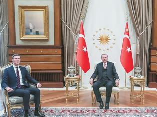 Φωτογραφία για Διαπλοκή ΗΠΑ-Τουρκίας: Οι γαμπροί (της ευτυχίας) Τραμπ-Ερντογάν