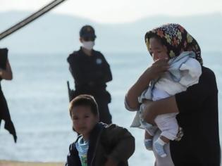 Φωτογραφία για Άλλοι 643 πρόσφυγες και μετανάστες έφτασαν στα νησιά το τελευταίο 24ωρο
