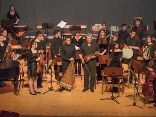 Φωτογραφία για Μουσικό Σχολείο Ρόδου: Συναυλία με σκοπό την ενίσχυση του σχολείου με μουσικά όργανα