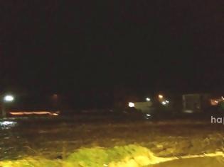 Φωτογραφία για Νύχτα αγωνίας στη Χαλκιδική: Σε χειμάρρους μετατράπηκαν οι δρόμοι