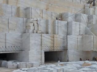 Φωτογραφία για Το τέρας της γραφειοκρατίας και ο ελληνικός κλάδος Μαρμάρου