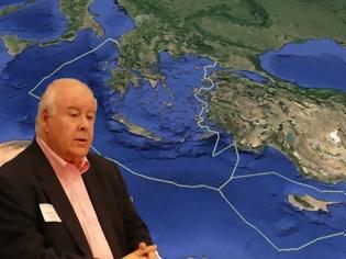 Φωτογραφία για Ο «πατέρας» της Ελληνικής ΑΟΖ προειδοποιεί: «Υπάρχει κίνδυνος να μας πάνε σε συνεκμετάλλευση στο Αιγαίο» – «Να κινηθούμε γρήγορα πριν είναι αργά»