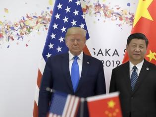Φωτογραφία για Νέα κρίση στις σχέσεις ΗΠΑ–Κίνας με αφορμή το Χονγκ Κονγκ: «Με αυστηρά αντίμετρα» απειλεί το Πεκίνο