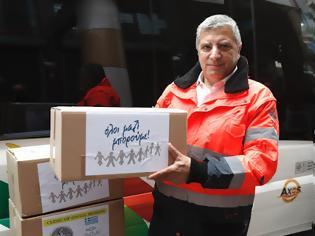 Φωτογραφία για Ομάδα Άμεσης Δράσης του ΙΣΑ αναχώρησε για Αλβανία