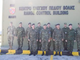 Φωτογραφία για Εντυπωσιακές βολές Πυροβολικού Μάχης στο Πεδίο Βολής Κρήτης (ΦΩΤΟ)