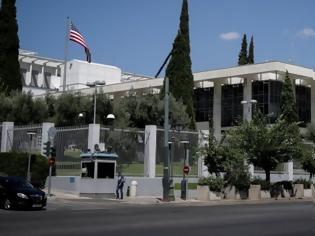 Φωτογραφία για Πρεσβεία ΗΠΑ: Κίνδυνος για χτύπημα στην Ελλάδα