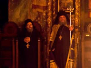 Φωτογραφία για 12824 - Φωτογραφίες από την Ιερά Αγρυπνία στο Πρωτάτο επί τη ανακομιδή των Ιερών Λειψάνων του Αγίου Κοσμά Πρώτου Βατοπαιδινού