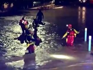 Φωτογραφία για Τραγωδία στη Γαλλία: Νεκροί τρεις διασώστες από πτώση ελικοπτέρου