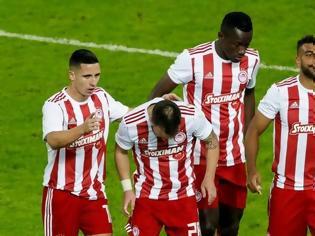 Φωτογραφία για Απογοήτευση στον Ολυμπιακό